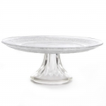 cut glass cake stand